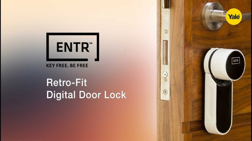 Yale Digital Electronic Door Lock & Deadbolt Installation Dubai